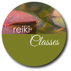 Master Reiki Training Classes, Level I, Level II, Level III